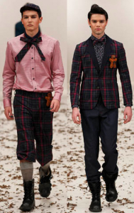 Mister autumn–winter 2012