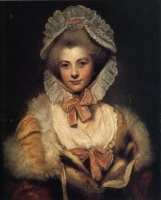 Lavinia Spencer by Sir Joshua Reynolds. Probably 1780