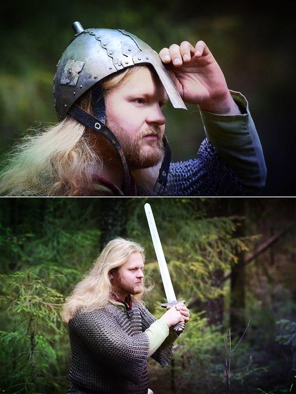 открытой москва фотосессия в стиле викингов том