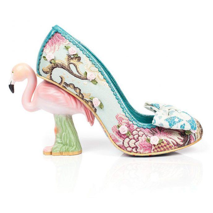 Туфли с нежным дизайном