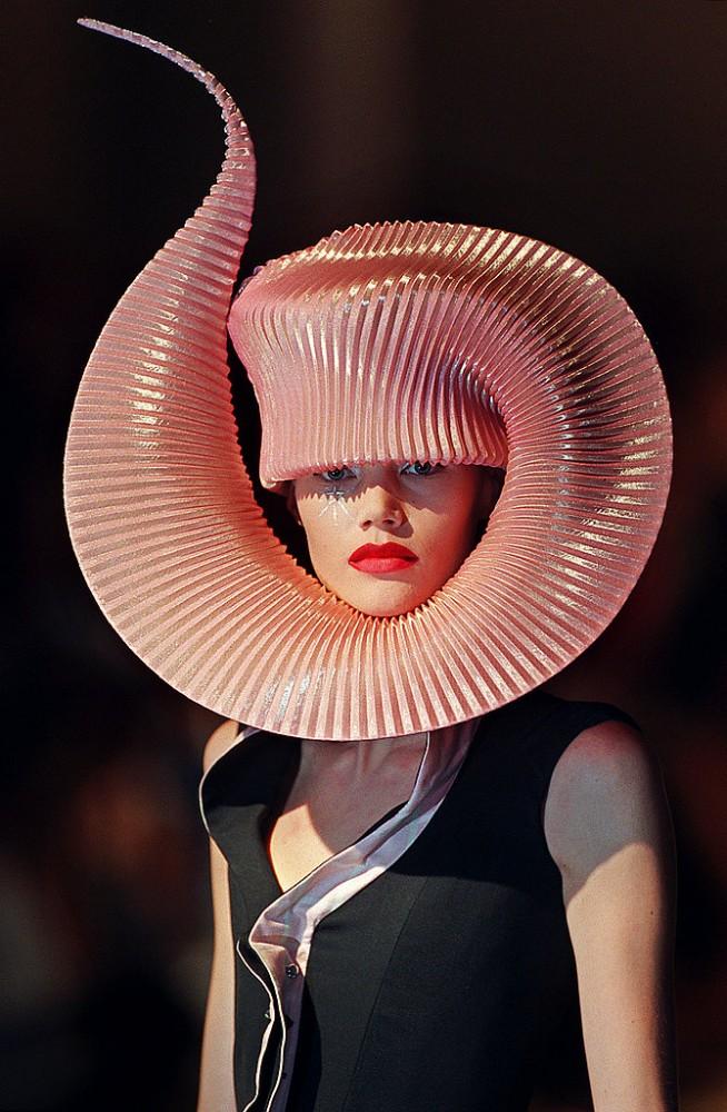 картинки необычных шляп как