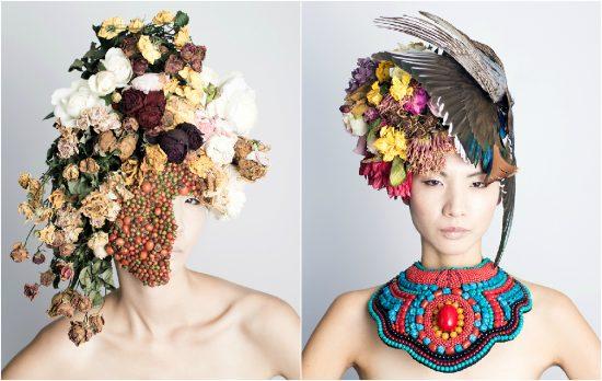 Шляпы из гербария