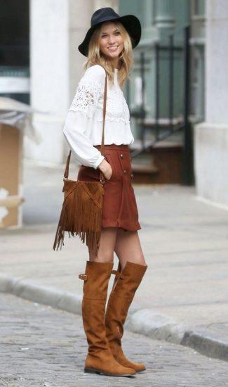 Образ в ковбойском стиле