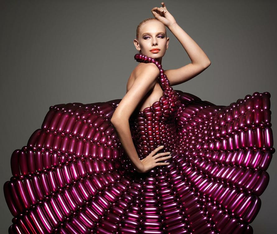 самые необычные платья в мире фото