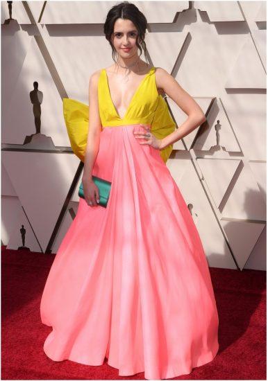 Лора Марано на церемонии вручения премии «Оскар» 2019