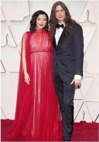 Серена Мак-Кинни на церемонии вручения премии «Оскар» 2019
