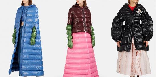 Варианты сочетаний платья-пальто