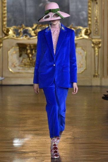 Образ Vivetta на миланской неделе моды 2019