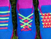 Яркие шнурки