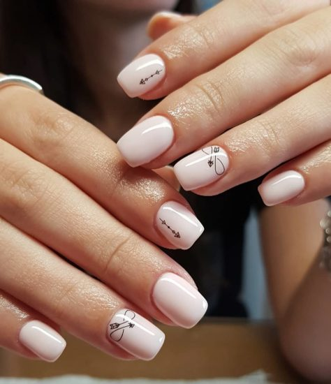 Дизайн ногтей с узорами