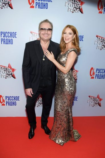 Владимир Пресняков с женой