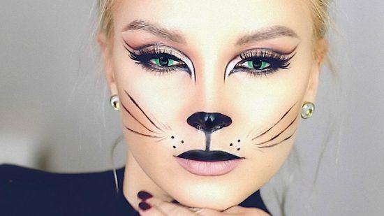 необычный макияж для фотосессии