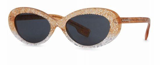 Блестящие очки