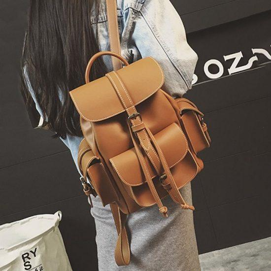 Рюкзак с карманами