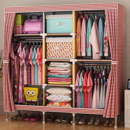 Переносной гардероб