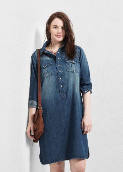 модные луки для полных девушек 2019