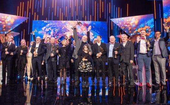 Лауреаты премии «Ника»