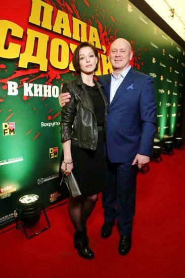 Евгения Крегжде и Михаил Горевой