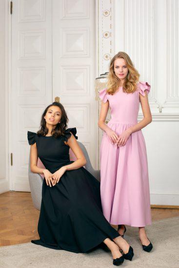 Платья из коллекции Yulia Prokhorova