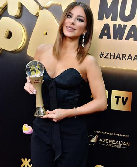 Ани Лорак на премии «Жара 2019»