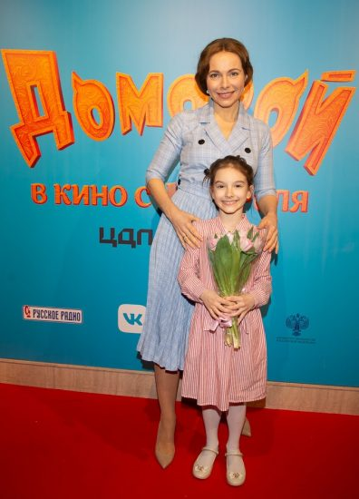 Екатерина Гусева и Александра Политик