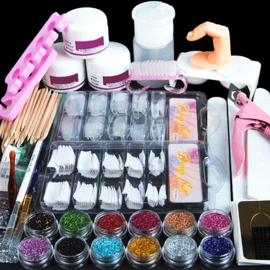 Набор для декорирования ногтей