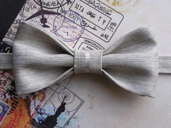 галстук-бабочка своими руками