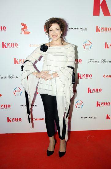 Алёна Хмельницкая на «Белой вечеринке»