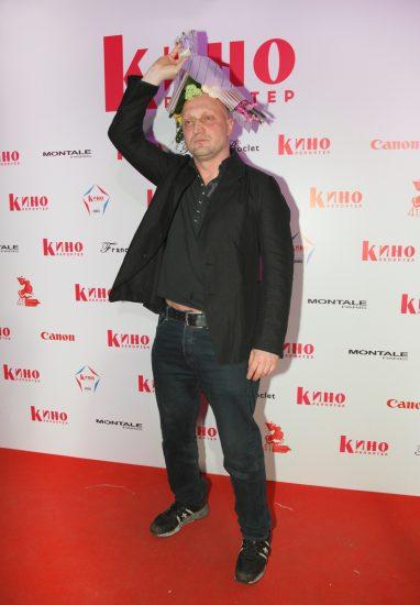 Гоша Куценко на «Белой вечеринке»