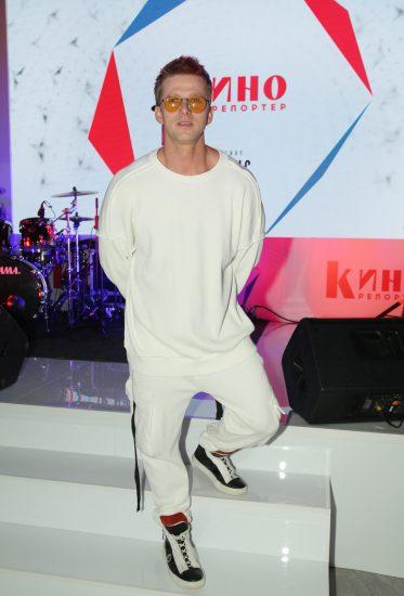 Роман Курцын на «Белой вечеринке»