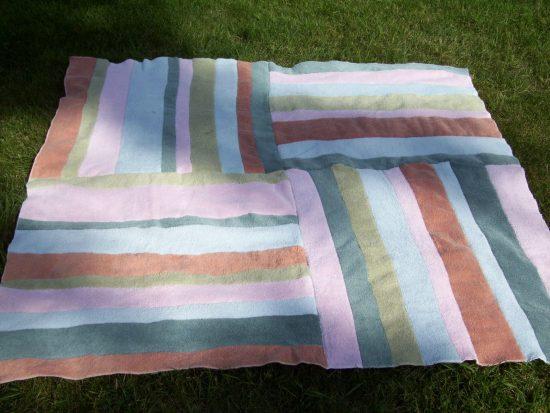 как использовать старый махровый халат
