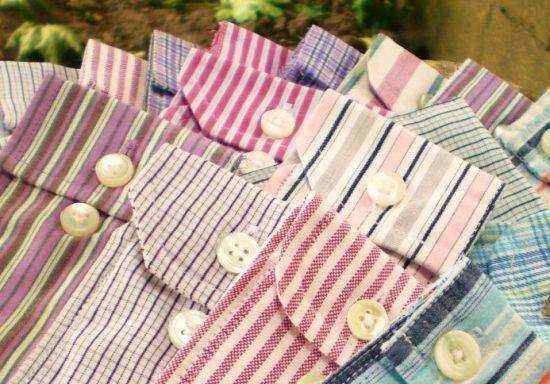 чехлы из старой мужской рубашки