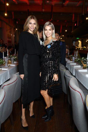 Ясмина Муратович и Наталья Бордо