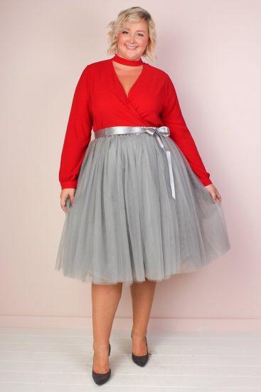 юбка пачка для полных девушек