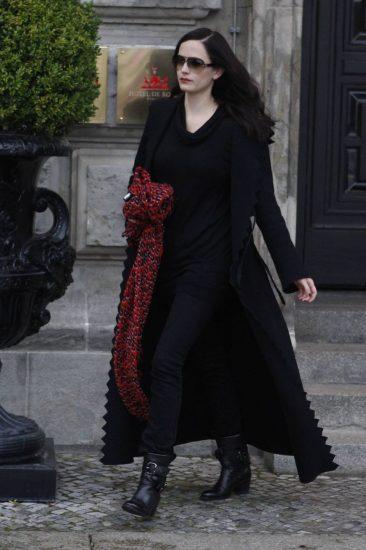 Стиль Евы Грин в одежде