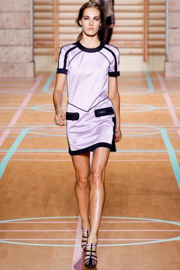 модные спортивные платья 2019