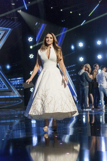 Платье Оксаны Марченко