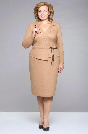 модный лук для полных женщин за 40