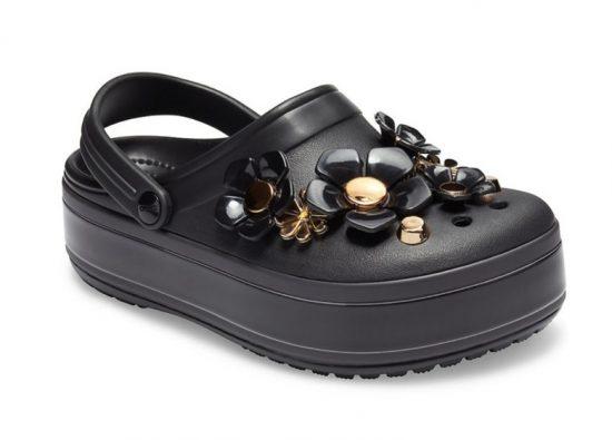 Crocs с декором
