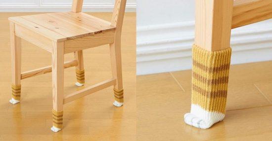 как использовать старые носки