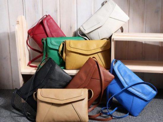 Универсальные цвета сумок под любую одежду