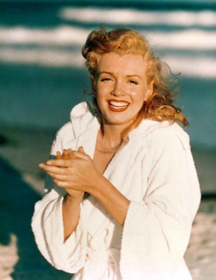 Мэрилин Монро в 1948 году