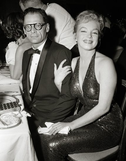 Мэрилин Монро в 1957 году