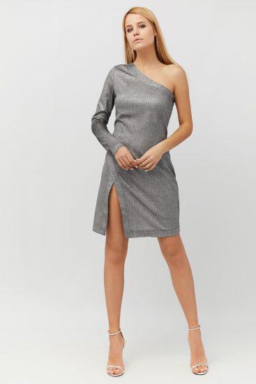 красивые серые платья