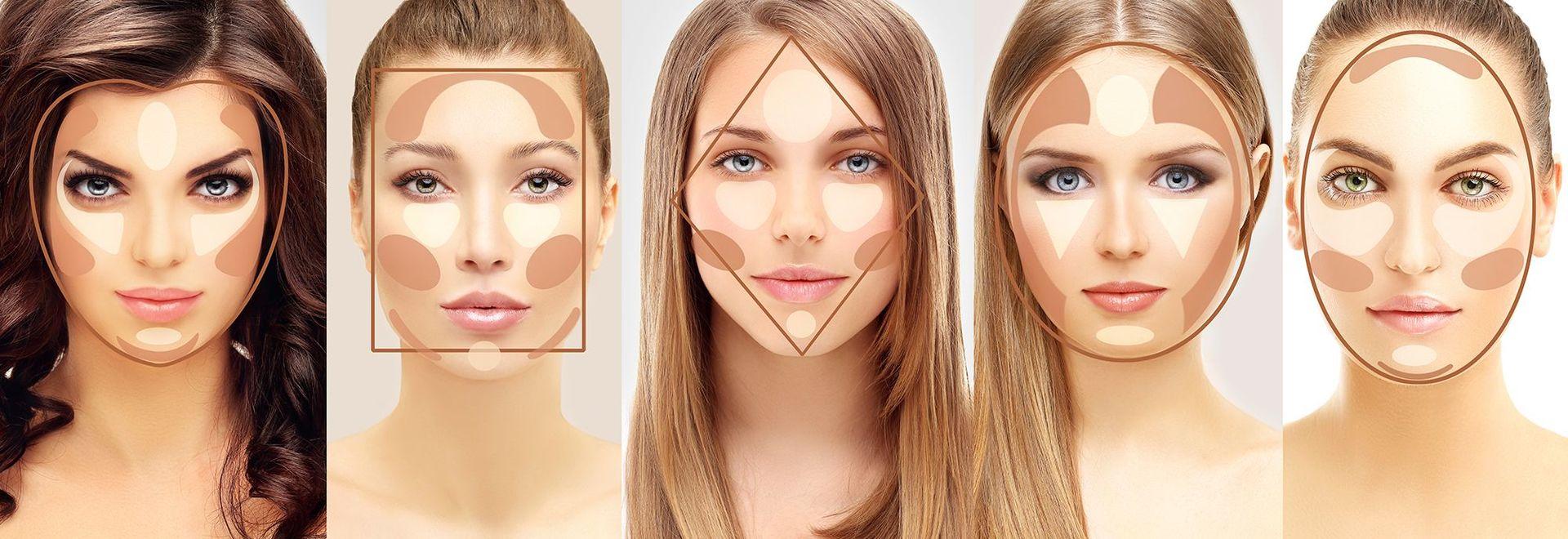 Поэтапное нанесение макияжа на лицо фото пошагово