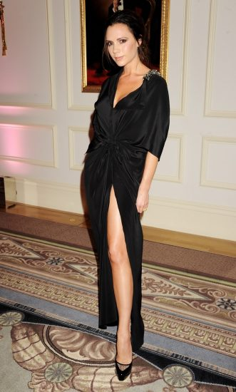 Платье Виктории Бекхэм