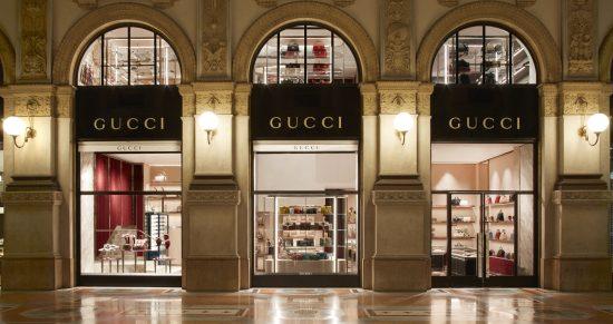 Торговые дома Gucci