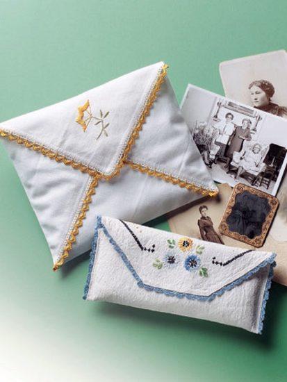 текстильные конверты