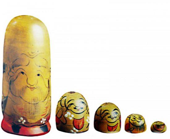 Фигурки японского мудреца Фукурума