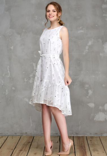 Девушка в платье от po Pogode